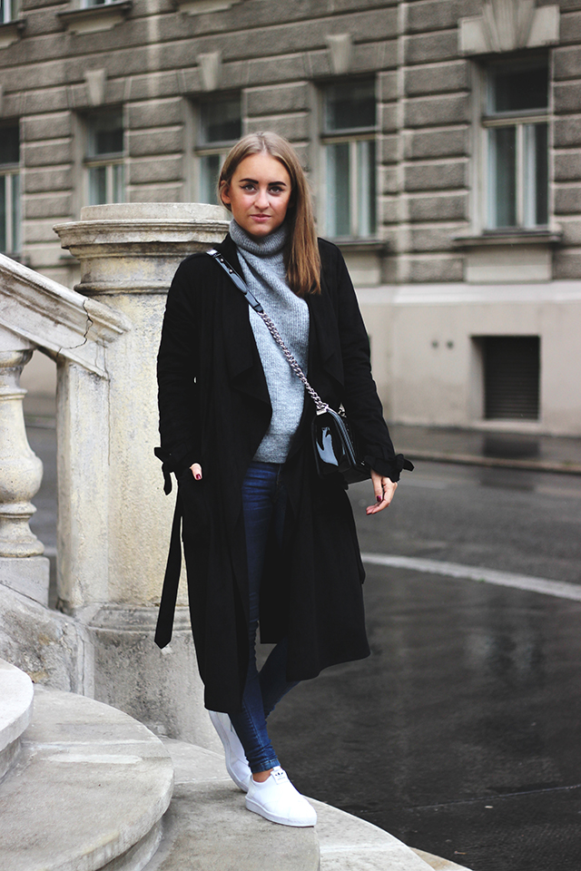 OUTFIT / COZY IN VIENNA
