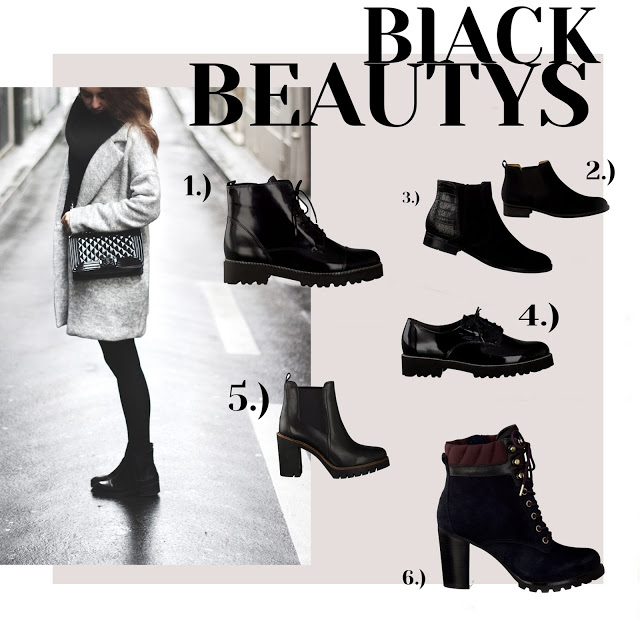 SHOPPING / BOOTS FOR COLD DAYS