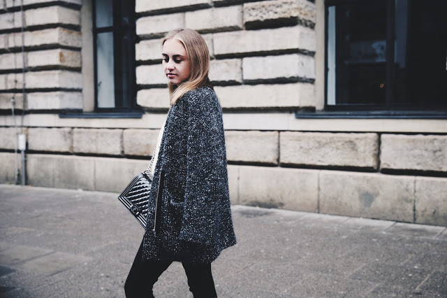 OUTFIT / WOOL LAYERING