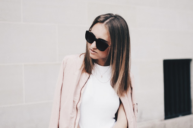 OUTFIT / BACK TO PINK BASICS