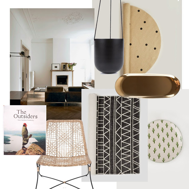 INTERIOR / NUDE TONES FOR SUMMER DAYS AT HOME