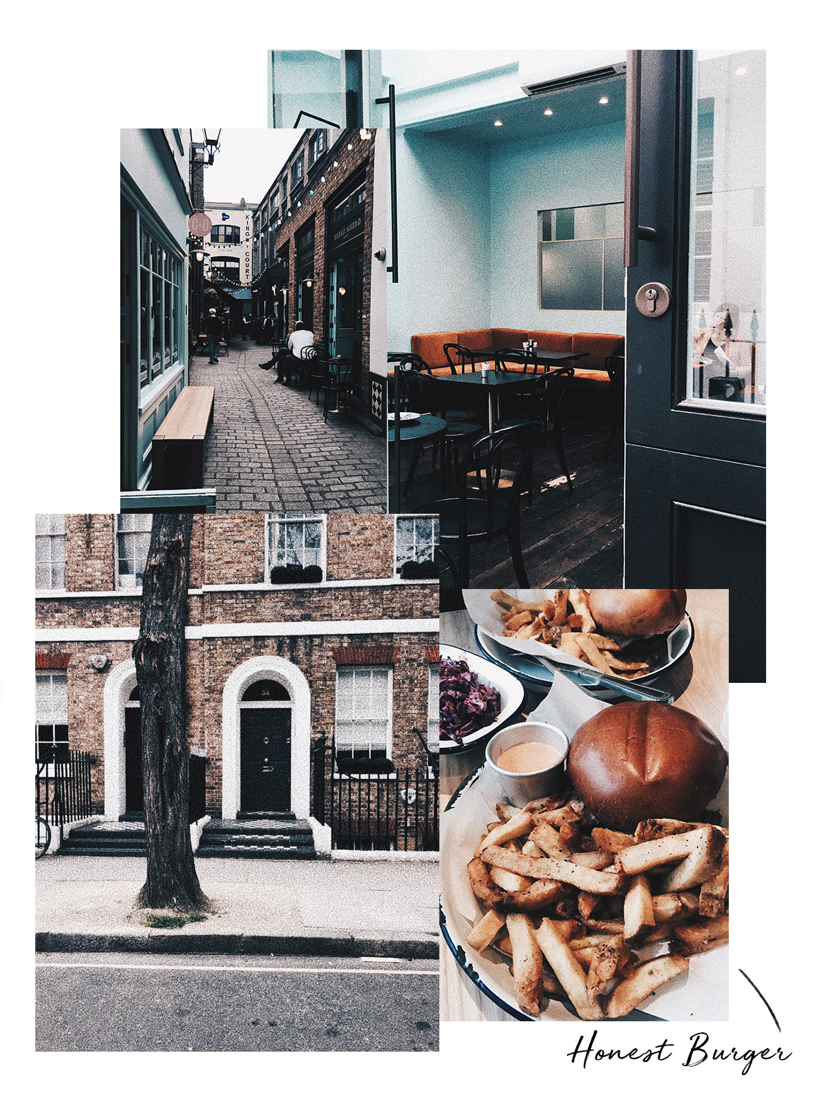 London Travel Diary - Fitzrovia